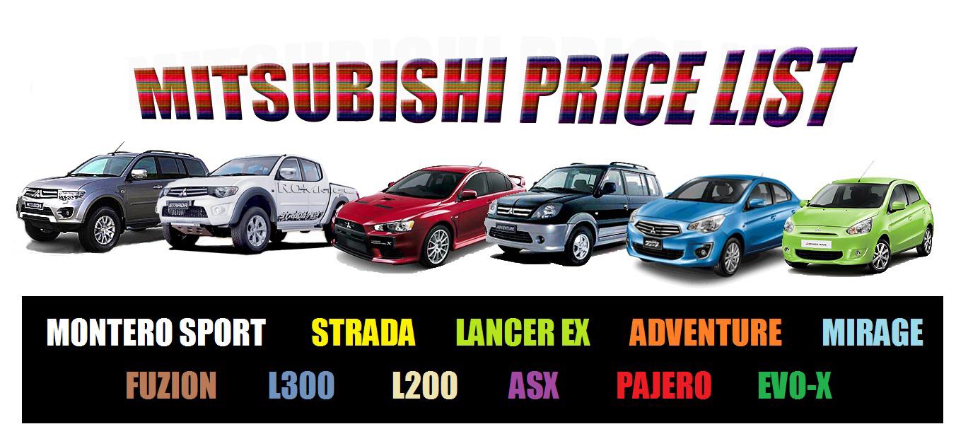 New Mitsubishi Montero 2014 Philippines Release And Price On Prices To